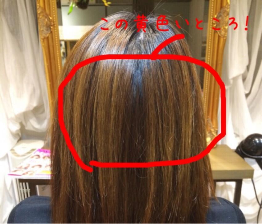 「退色 茶髪」の画像検索結果