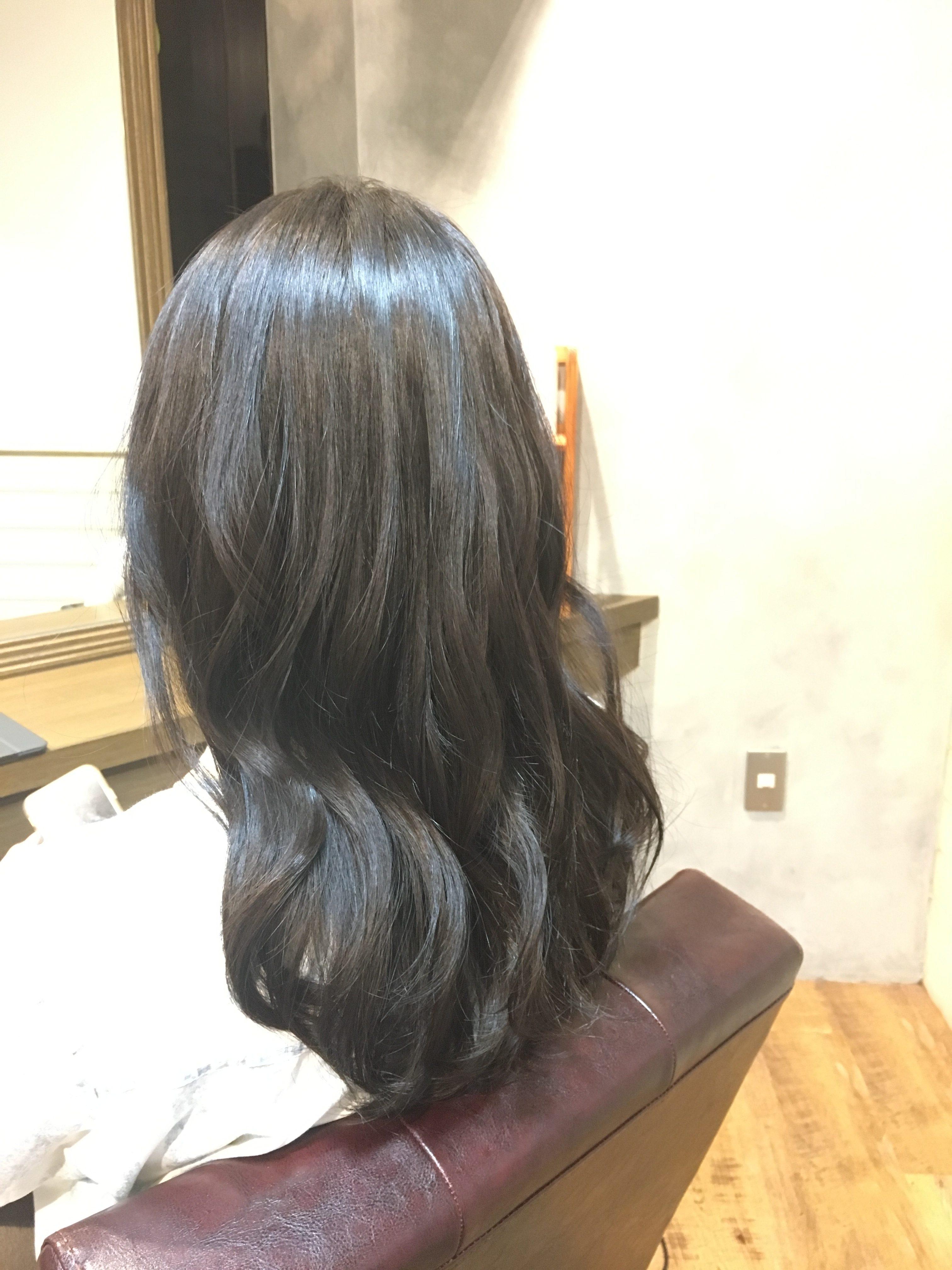 【池袋オージュア】髪質に合わせたケアを!
