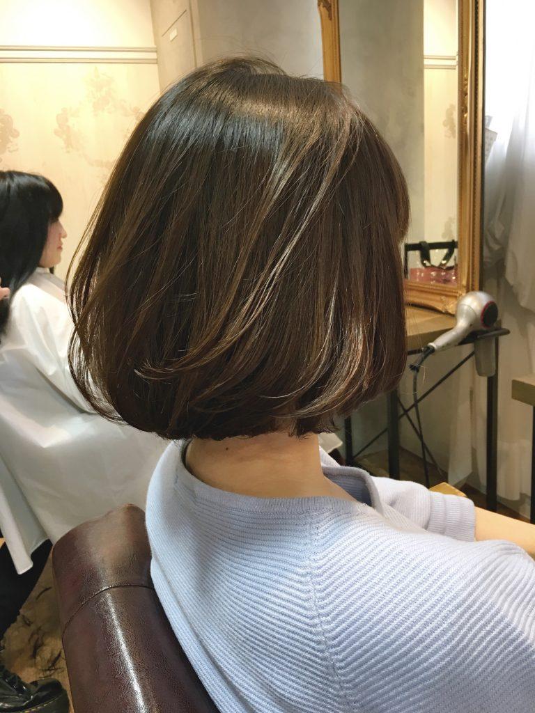 産後 扱いやすい 髪型