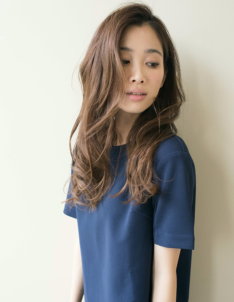 篠原涼子さんロング
