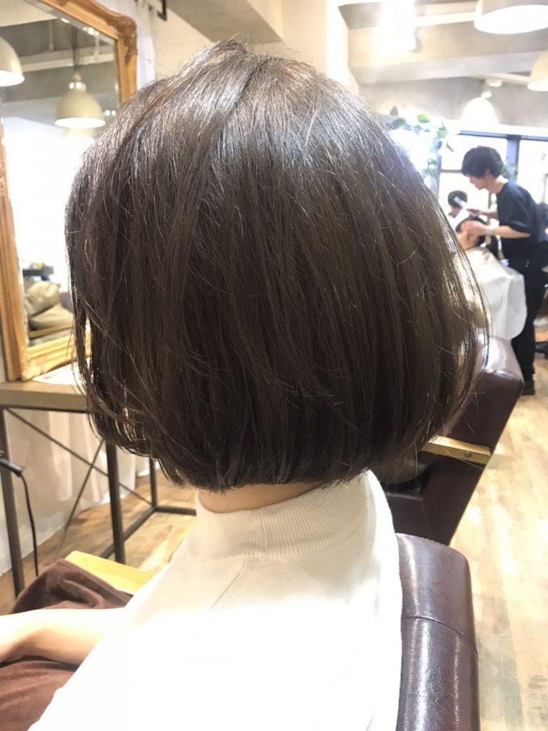 吉田羊 髪型 ボブ