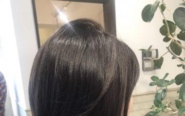 オフィスカジュアル 髪型 ボブ