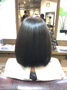 池袋 イルミナカラー 艶髪