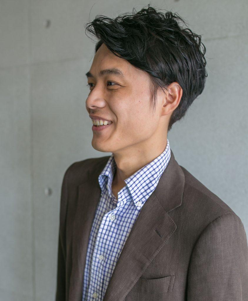 秋 ビジネスマン 髪型