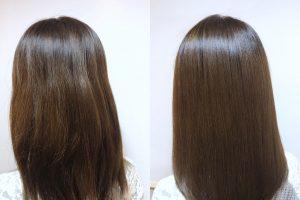 【最新の髪質改善】クセが伸びる酸熱トリートメント池袋美容室